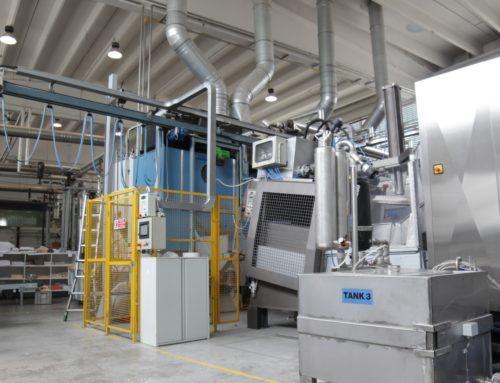 Lavanderia industriale. Il funzionamento del lavaggio professionale della biancheria