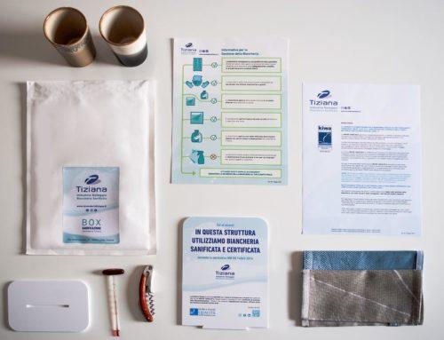 Box Sanificazione Lavanderia Tiziana: la storia e i 6 contenuti per voi [lettera aperta ai nostri clienti]