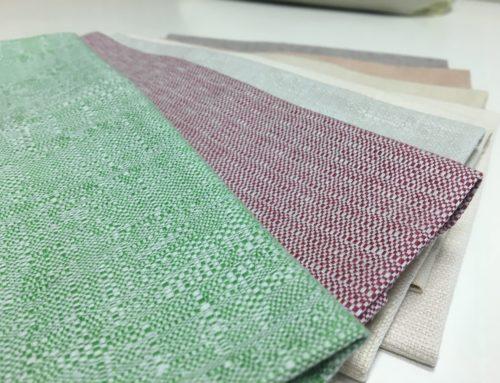 Fibre, tessuti e armature tessili: ecco come nasce una Mise-en-Place